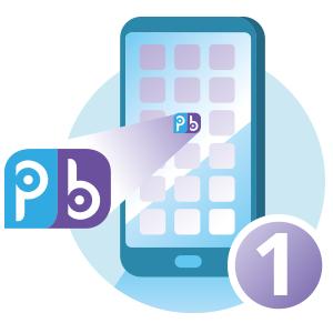 Paybuddy piktogram installer app
