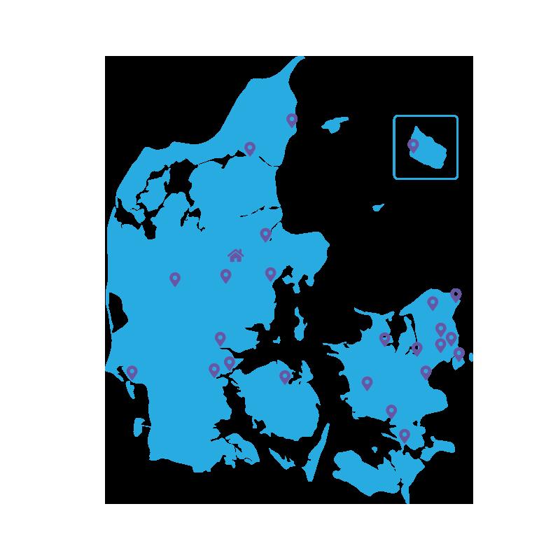 paybuddy installationskort Danmark