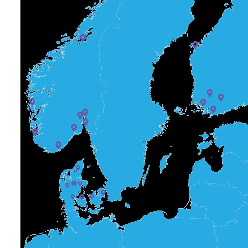 paybuddy installationskort norden